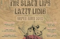 The Black Lips | Lazzy Lung Middle East Super Tour