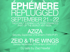 Aziza and Zeid and the Wings Live at Momo s