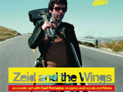Zeid and the wings Live at Radio Beirut