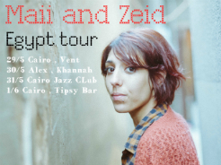 Maii and Zeid Egypt tour may/June 2014