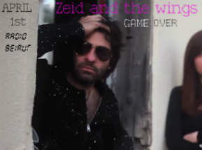 the end of Zeid and the wings ? April 1st Radio Beirut