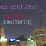 Maii and Zeid Live in Beirut !