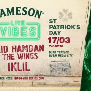 Zeid and the Wings Live in DUBAI 17th March